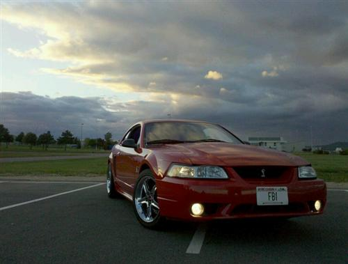1999 Ford Mustang SVT Cobra - Ian Richards' 1999 Ford Mustang SVT Cobra