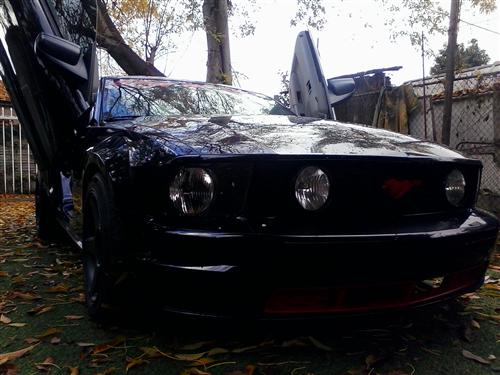 Ismael cubias' 2005 Ford mustang