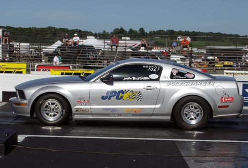Justin  Burcham's 2005 Ford Mustang GT