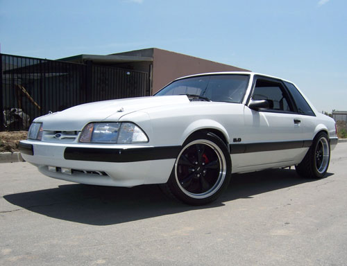 Jaime Perez's 1989 Ford Mustang Coupe