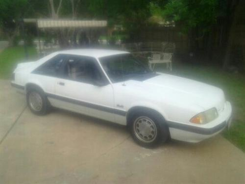 Jacob M's 1990 Ford Mustang 5.0 LX