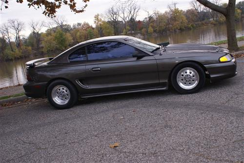 james beeler's 1995 ford mustang gt