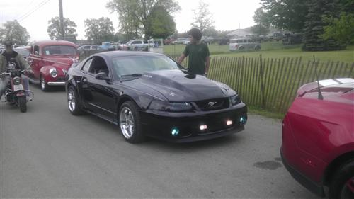 2000 Ford Mustang gt - James Benson's 2000 Ford Mustang gt