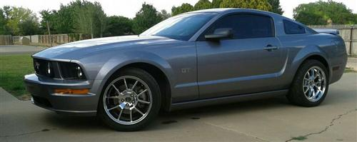 2006 Ford  Mustang GT - James Blalock's 2006 Ford  Mustang GT
