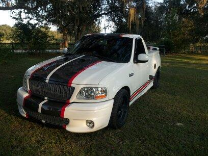 2000 Ford  Lightning - James Buchanan's 2000 Ford  Lightning