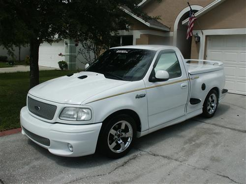 James Buchanan's 2000 Ford Lightning