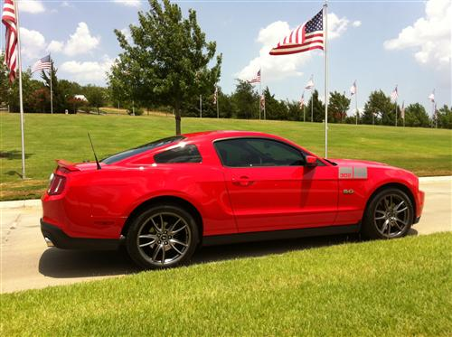 James Galpin's 2011 Ford Mustang GT