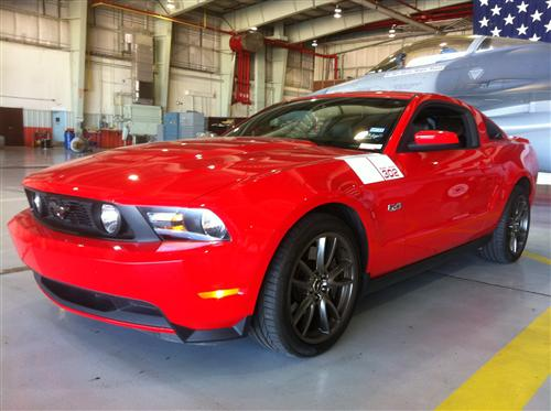 2011 Ford Mustang GT - James Galpin's 2011 Ford Mustang GT