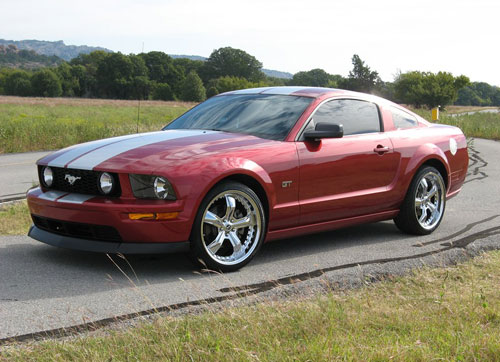 James Godley's 2005 Ford Mustang GT