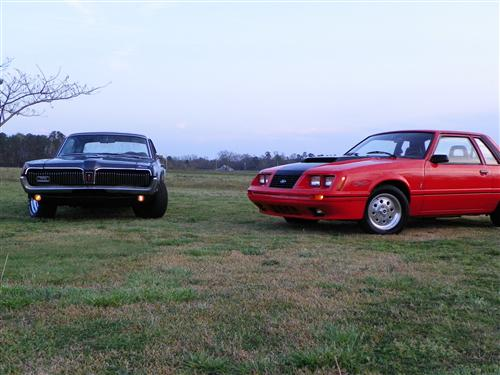 james gurley's 1984 ford mustang gt