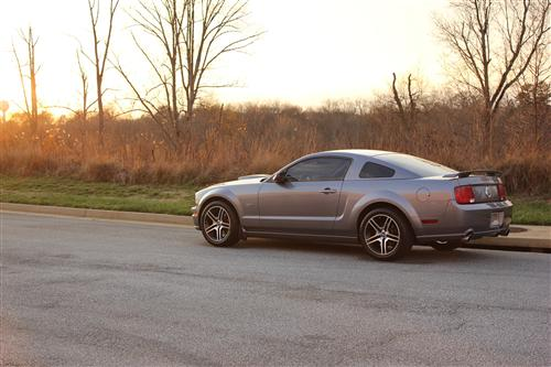 James Ruff's 2007 Ford Mustang GT