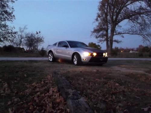 James Young's 2011 Mustang GT Premium 5.0