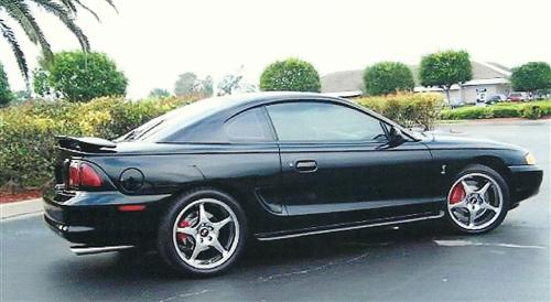 JAN LOFTON's 1998 Mustang Cobra