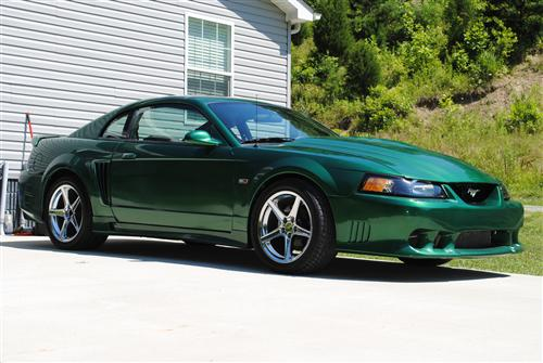 Jared Allen's 2000  Ford  Mustang