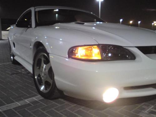 jasem mm alali's 1997 ford  mustang cobra