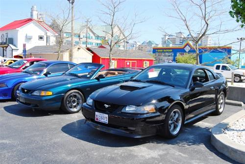 1997 ford mustang gt convertible - jason gilliard's 1997 ford mustang gt convertible