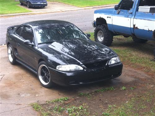 jason marygold's 98 ford mustang gt