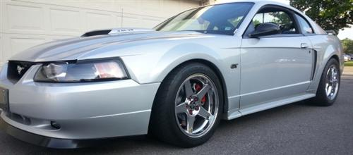Jason Sanabria's 2002 Ford Mustang GT