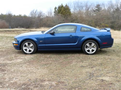 Jeff Franklin's 2006 Ford Mustang GT