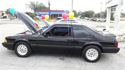 Jim Conners' 1993 Ford Mustang LX