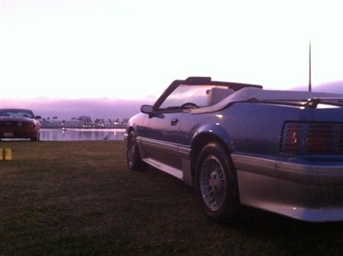 1989 Ford Mustang GT Convertible - Jim Williams' 1989 Ford Mustang GT Convertible