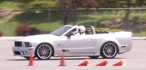 Joe Callahan's 2006 Ford Saleen Mustang Convertible
