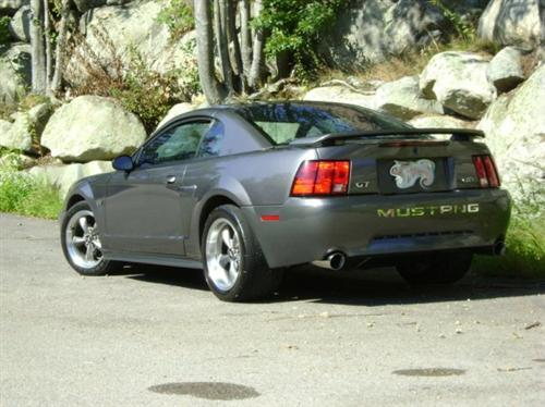 Joe Flynn's 2003 Ford Mustang GT