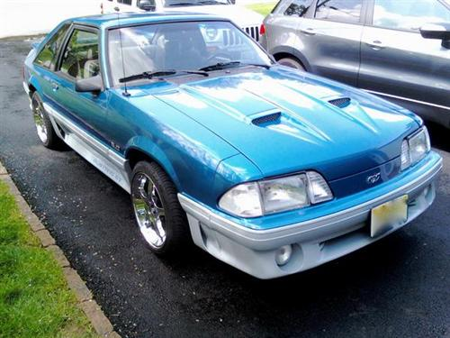 Joe Tedesco's 1990 Ford Mustang GT