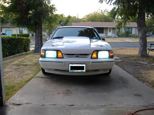 joe valadez's 90  ford lx