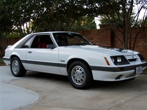 John Donnell's 1986 Ford Mustang GT