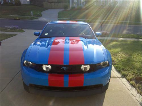 John Womble's 2011 Ford  Mustang GT