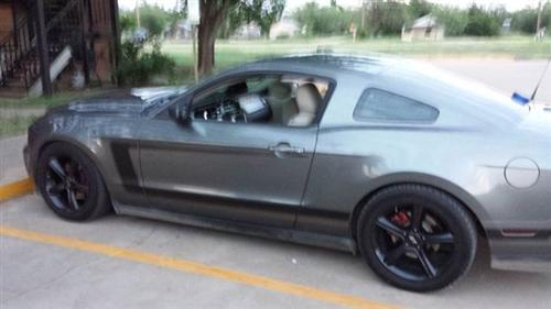 Johnny Escamilla's 2011 Ford Mustang
