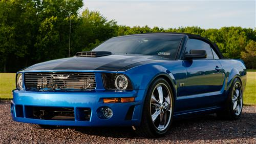 Jon Eberle's 2008 Ford Mustang