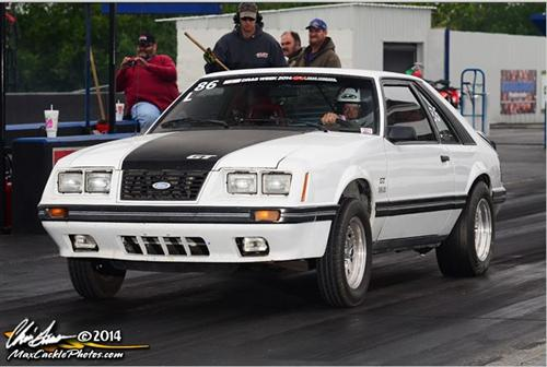 Jonathan Smith's 1984 Ford Mustang GT
