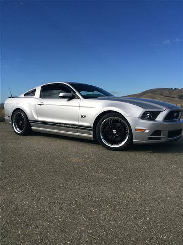 jorge  vaca's 2013 Ford Mustang