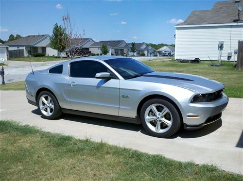 josh chaney's 2011 ford mustang gt
