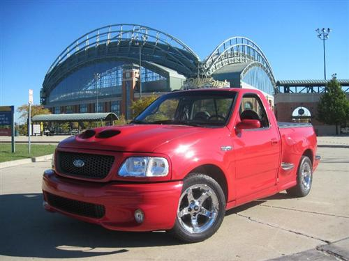 Josh Garringer's 1999 Ford Lightning