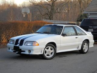 Justin Carter's 1992 Ford Mustang GT Foxbody