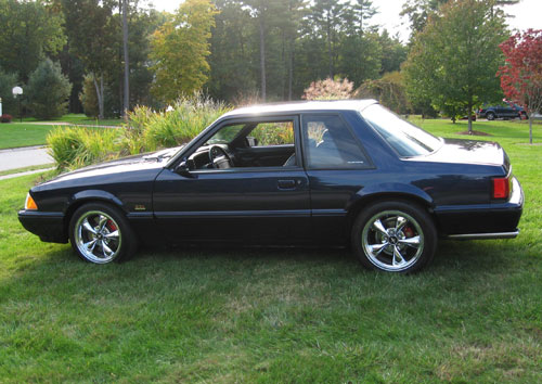 Justin McCarthy's 1993 Ford Mustang LX