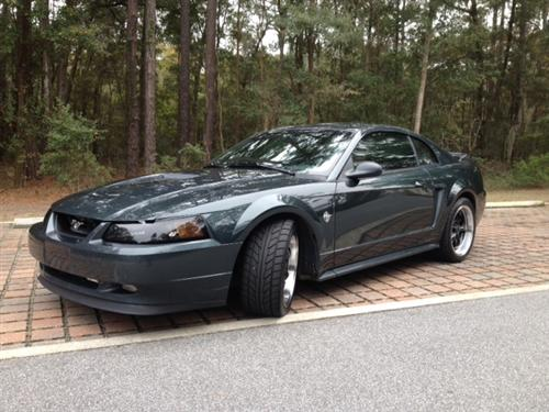 Keith  Tison's 1999 Ford Mustang GT