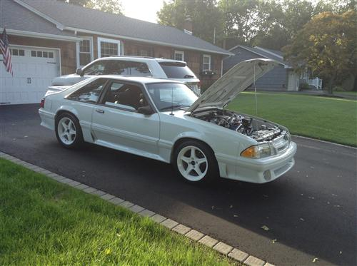 Ken  Edwards' 92 Ford Mustang GT