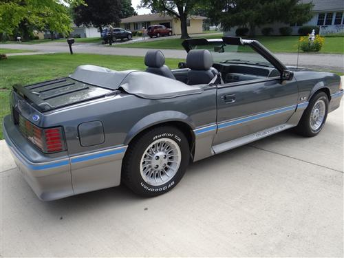 Ken Klinebriel's 1988 1988 Ford Mustang GT 1988 Ford Mustang GT 5.0 automatic Convertible