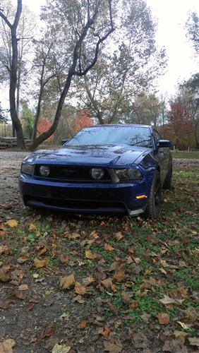 Kenneth Clark's 2010 Ford Mustang GT