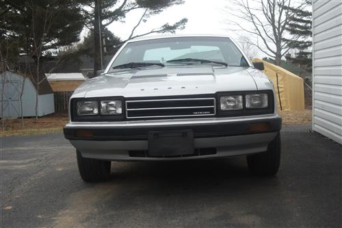 1985 Mercury Capri GS - Kerry Oickle's 1985 Mercury Capri GS