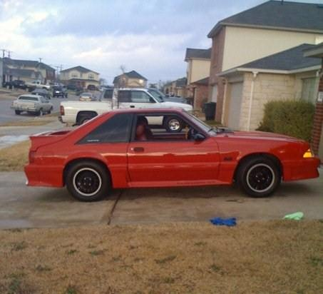 Kevin  Rivera's 1989 Ford Mustang GT