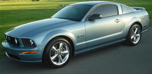 Kevin DeBusk's 2006 Ford Mustang GT