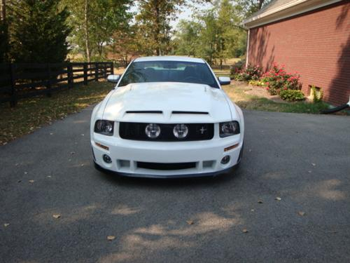 Kevin Ellis' 2007 Roush 427R