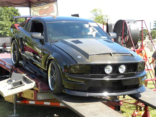 kevin wolbach's 2006 ford mustang gt
