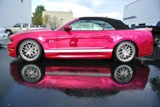 Kristin Watson's 2011 Ford Mustang GT