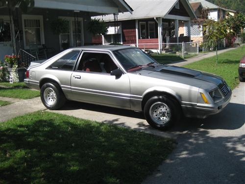 1984  Ford Mustang - Kyle  Collett's 1984  Ford Mustang